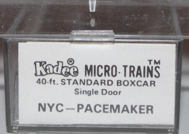 N Scale - Micro-Trains - 20240 - Boxcar, 40 Foot, PS-1 - New York Central - 174504