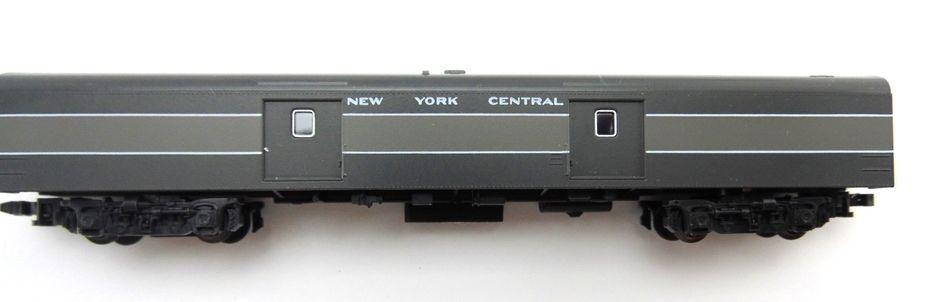 N Scale - Kato USA - 106-013-D - Passenger Car, Lightweight, ACF - New York Central