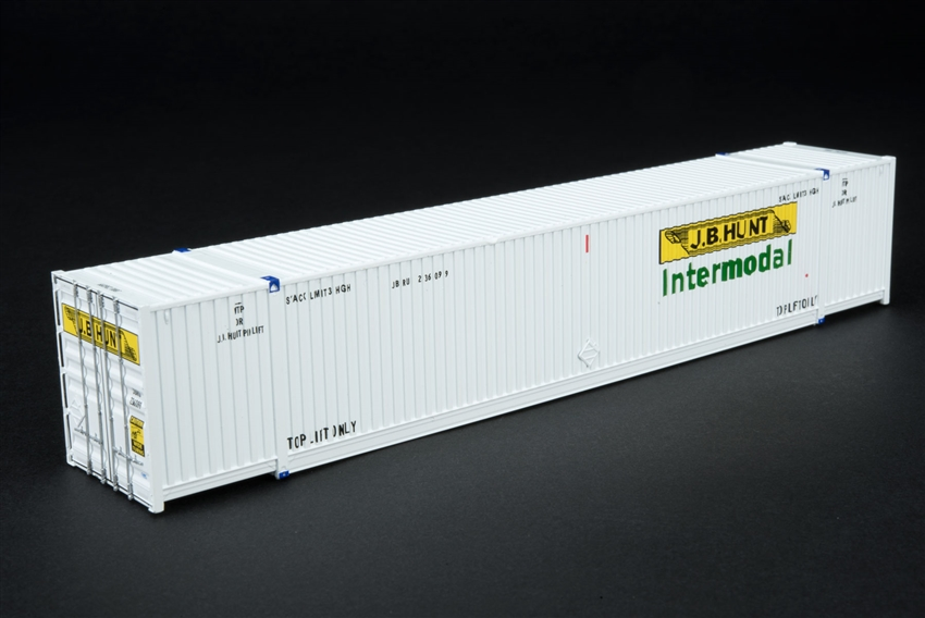 N Scale - ScaleTrains.com - 10268 - Container, 53 Foot, Corrugated - J.B. Hunt - 243780