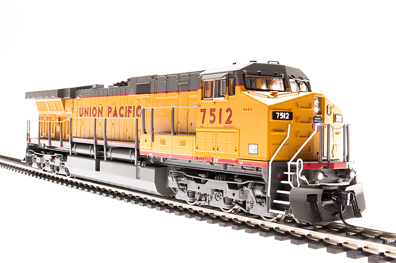 N Scale - Broadway Limited - 3433 - Locomotive, Diesel, GE AC6000CW - Union Pacific - 7541
