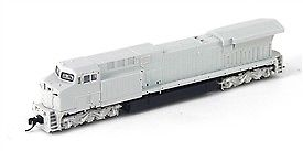 N Scale - Broadway Limited - 3435 - Locomotive, Diesel, GE AC6000CW - Undecorated