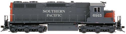 N Scale - Atlas - 49691 - Locomotive, Diesel, EMD SD35 - Southern Pacific - 6912