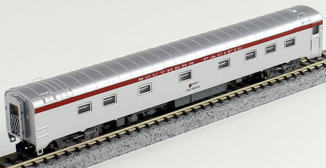 N Scale - Rapido Trains - 504060 - Passenger Car, CCF, 10-5 Sleeper - Southern Pacific - 9206