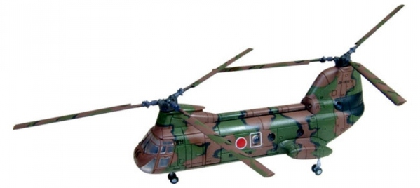 N Scale - DM-Toys - 6104 - Aircraft, Helicopter, Boeing Vertol