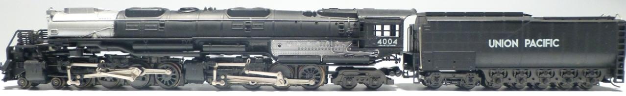 N Scale - Minitrain - 5513003 - Locomotive, Steam, 4-8-8-4 Big Boy - Union Pacific - 4004