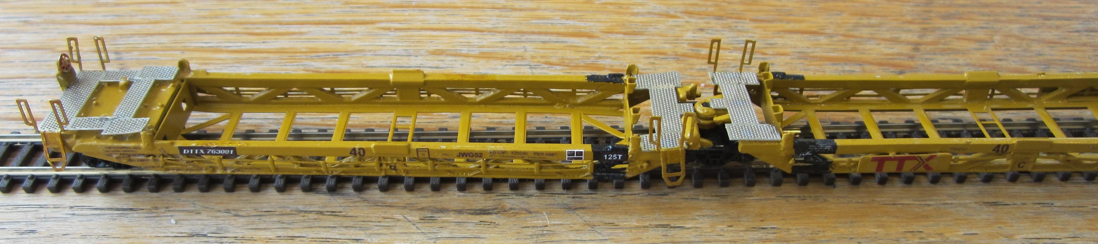 N Scale - N Scale Kits - NS137 Kit - FCA