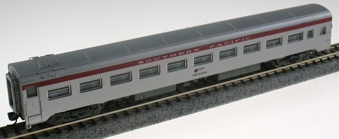 N Scale - Rapido Trains - 500093 - Passenger Car, CCF, Lightweight Coach - Southern Pacific - 2379
