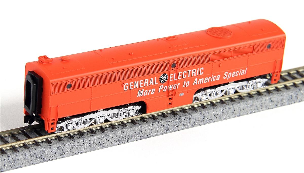 N Scale - Broadway Limited - 3388 - Locomotive, Diesel, Alco PA/PB - General Electric Transportation - 8375B