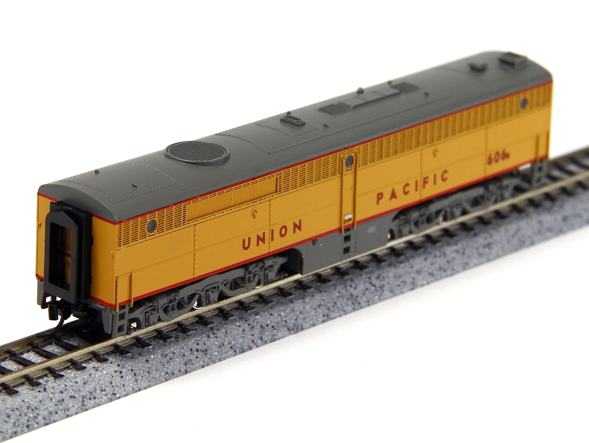 N Scale - Broadway Limited - 3398 - Locomotive, Diesel, Alco PA/PB - Union Pacific - 602b