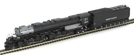 N Scale - Athearn - 11825 - Locomotive, Steam, 4-8-8-4 Big Boy - Union Pacific - 4024