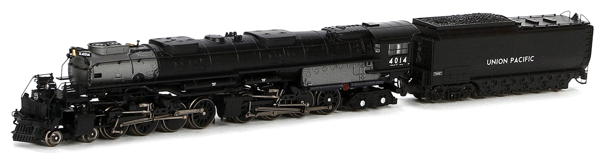 N Scale - Athearn - 22992 - Locomotive, Steam, 4-8-8-4 Big Boy - Union Pacific - 4014