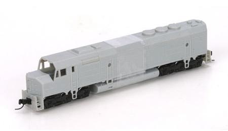 N Scale - Athearn - 16812 - Locomotive, Diesel, EMD FP45 - Milwaukee Road - Undec
