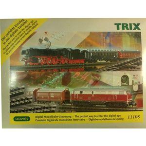 N Scale - Minitrix - 11108 - Double Engine Selectrix Train Set - Deutsche Bahn