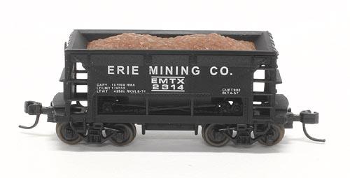 N Scale Atlas Bessiermer /& Lake Erie 70 Ton Ore Car 20090 C13845