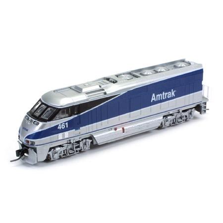 N Scale - Athearn - 10011 - Locomotive, Diesel, EMD F59PHi - Amtrak - 461