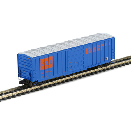 N Scale - Athearn - 12103 - Boxcar, 50 Foot, SIECO - Apalachicola Northern - 7031