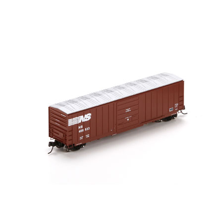 N Scale - Athearn - 22960 - Boxcar, 50 Foot, SIECO - Norfolk Southern - 408633