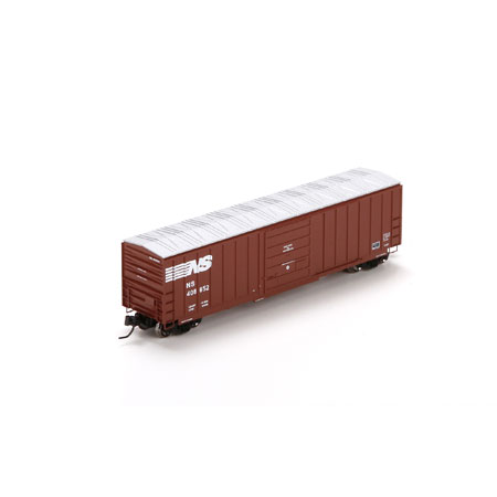 N Scale - Athearn - 22961 - Boxcar, 50 Foot, SIECO - Norfolk Southern - 408652