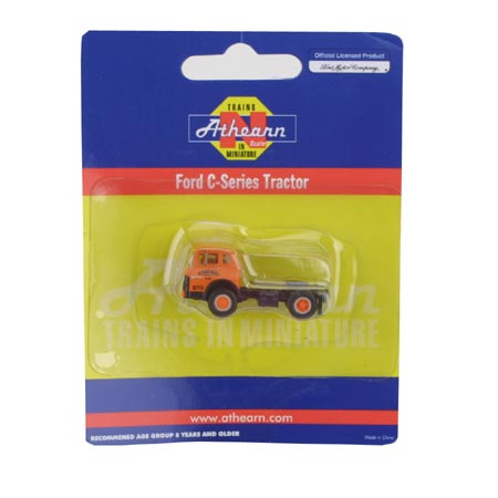 N Scale - Athearn - 10043 - Truck, Ford C-Series - Roadway - 10713