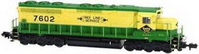 N Scale - Bachmann - 82759 - Locomotive, Diesel, EMD SD45 - Reading - 7606