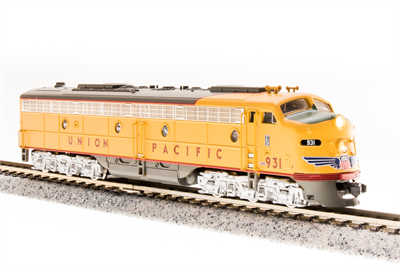 N Scale - Broadway Limited - 3257 - Locomotive, Diesel, EMD E8 - Union Pacific - 931
