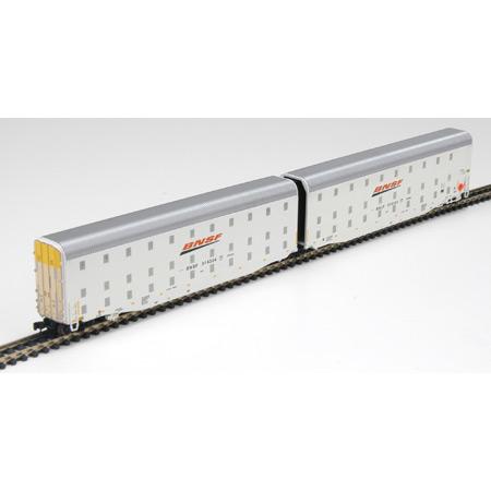 N Scale - Athearn - 10643 - Burlington Northern Santa Fe - 314324