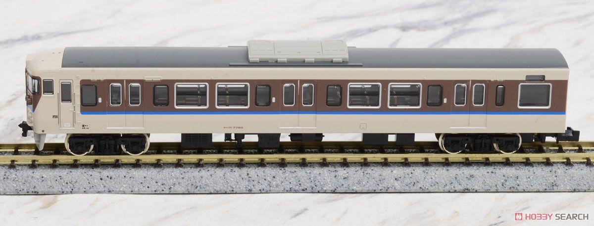 N Scale - Greenmax - 30553 - JR Series 113-7700 4-Unit Set - Japan Railways East