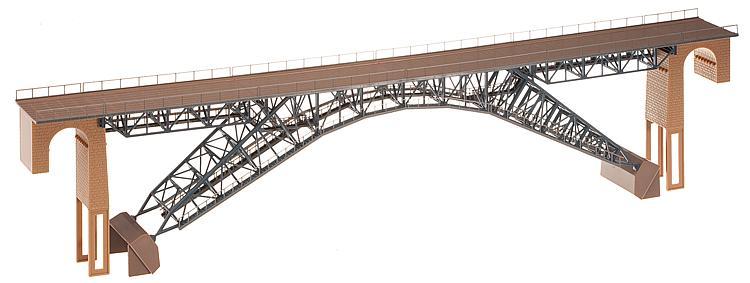 N Scale - Faller - 222580 - Viaduct Bridge - Industrial Structures - Bietschtal Bridge