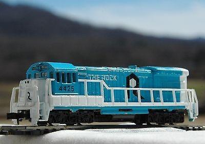 N Scale - Bachmann - 4681 - Locomotive, Diesel, GE U36B - Chicago, Rock Island and Pacific Railroad - 4425