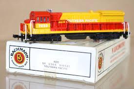 N Scale - Bachmann - 4682 - Locomotive, Diesel, GE U36B - Southern Pacific - 7030