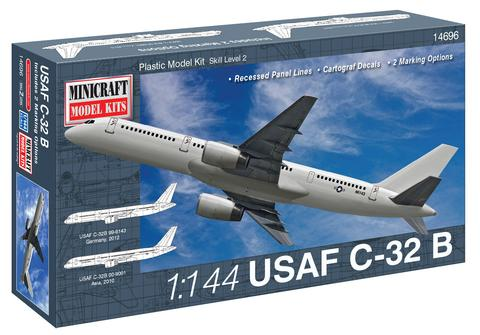 N Scale - Minicraft - 14696 - Vehicle, Aircraft - United States Air Force