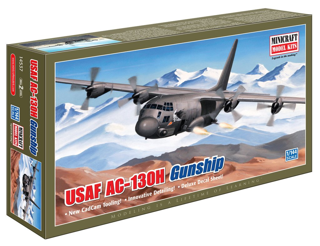 N Scale - Minicraft - 14699 - Vehicle, Aircraft - United States Air Force