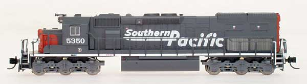 N Scale - InterMountain - 69411-06 - Locomotive, Diesel, EMD SD40T-2 - Southern Pacific - 5368