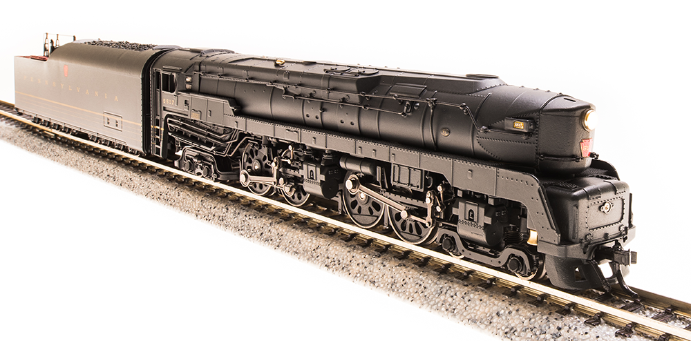 N Scale - Broadway Limited - 3290 - Locomotive, Steam, 4-4-4-4 T1 - Pennsylvania - 5539