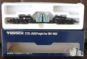 N Scale - Tomix - 2773 - Schnabel Car, Shiki 1000 - Japanese National Railways - 1000
