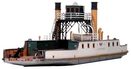 N Scale - Artitec - 54.105 - Vehicle, Ship, Ferry