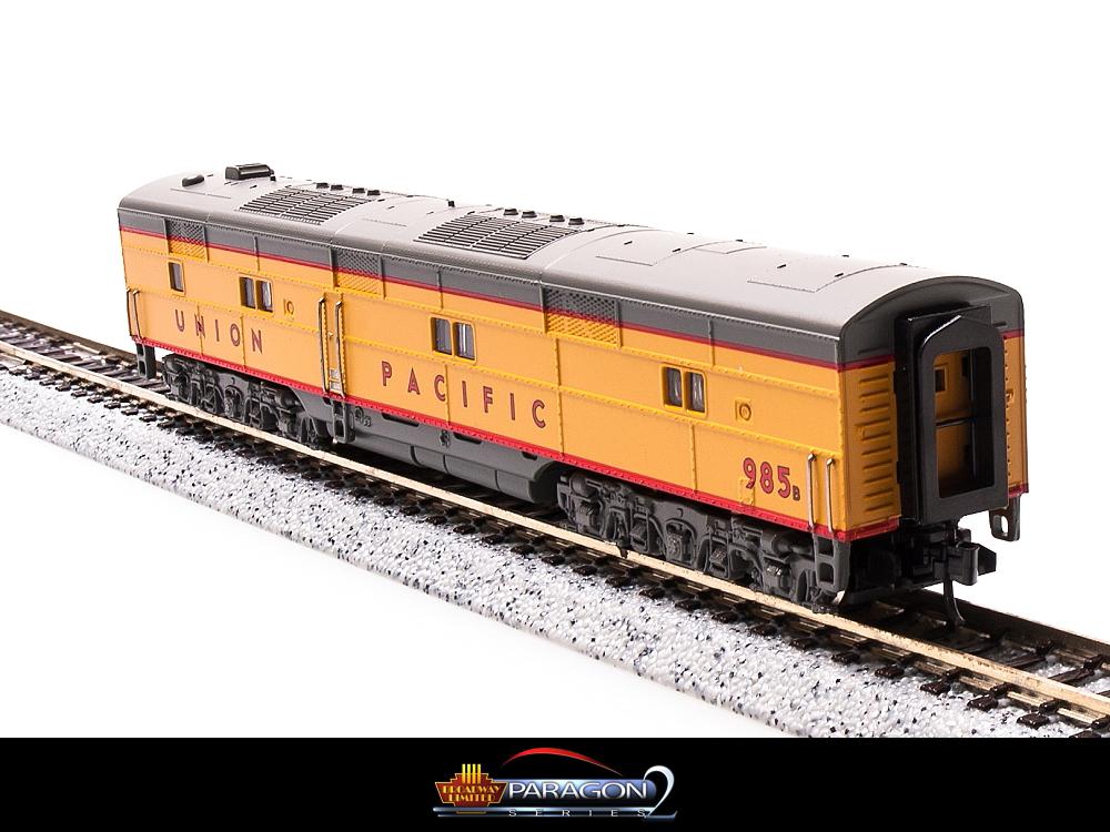 N Scale - Broadway Limited - 3023 - Locomotive, Diesel, EMD E6 - Union Pacific - 985B