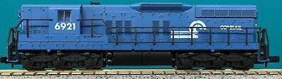 N Scale - Atlas - 4530 - Locomotive, Diesel, EMD SD9 - Conrail - 6921