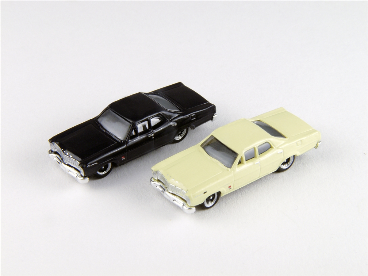 N Scale - Classic Metal Works - 50354 - Automobile, Ford, Custom - Painted/Unlettered - 1967 Ford Custom 500, 4-door