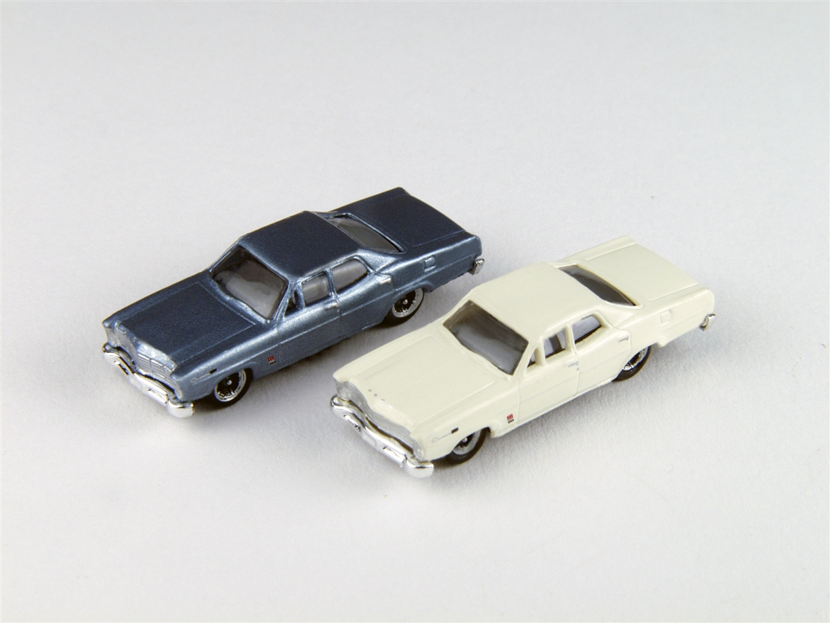 N Scale - Classic Metal Works - 50355 - Automobile, Ford, Custom - Painted/Unlettered - 1967 Ford Custom 500, 4-door