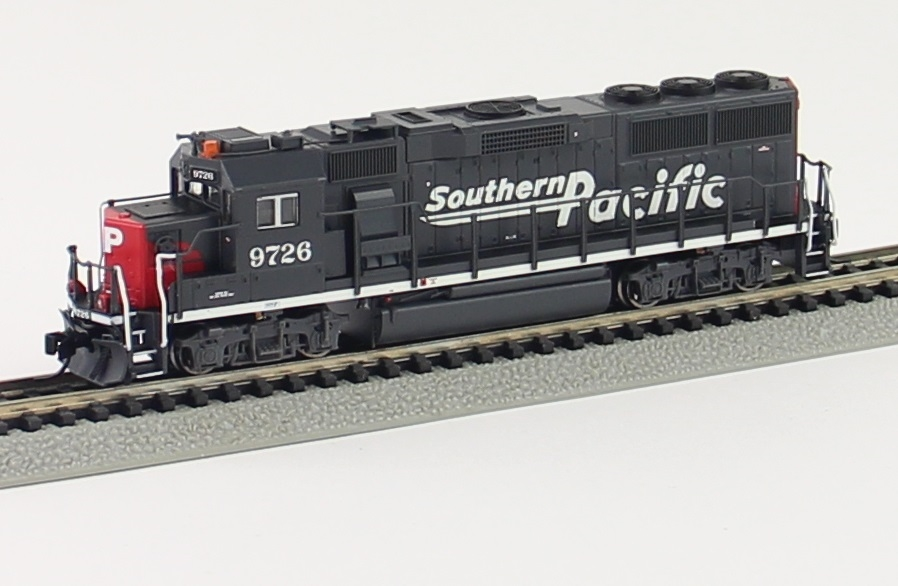 N Scale - Fox Valley - 70951 - Locomotive, Diesel, EMD GP60 - Southern Pacific - 9726
