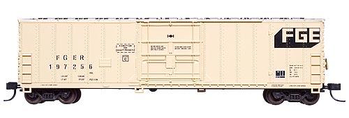 N Scale - Atlas - 33653 - Boxcar, 50 Foot, Fruit Growers Express - Fruit Growers Express - 197147