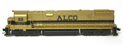 N Scale - Atlas - 54013 - Locomotive, Diesel, Alco C-628 - Alco - 628-1