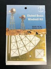 N Scale - Yesteryear Creations - 160WM01 - Windmill - Undecorated