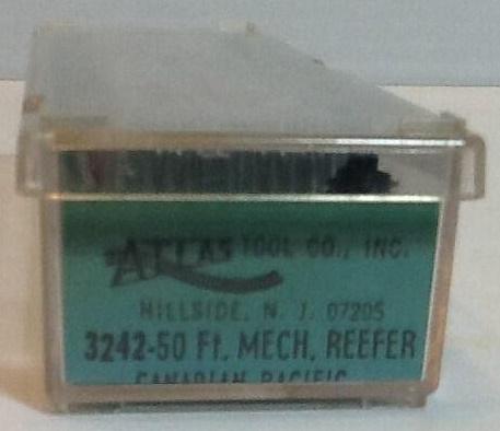 N Scale - Atlas - 3242 - Reefer, 50 Foot, Mechanical - Canadian Pacific - 286049