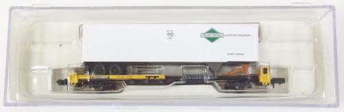 N Scale - Atlas - 30011 - Intermodal, Front Runner - Trailer Train - 140181