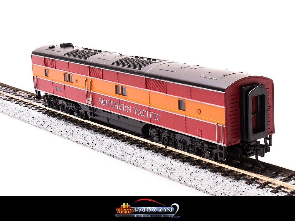 N Scale - Broadway Limited - 3044 - Locomotive, Diesel, EMD E7 - Southern Pacific - 5901B