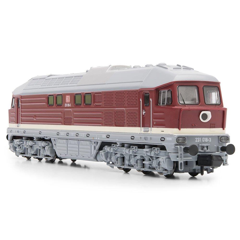 N Scale - Arnold Hornby - HN2299S - Engine, Diesel, Class 231 - Deutsche Bahn - 131 020-0
