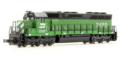 N Scale - Kato USA - 176-313 - Locomotive, Diesel, EMD SD45 - Burlington Northern - 6480