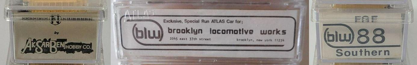 N Scale - Brooklyn Locomotive Works - BLW-88 - Reefer, 50 Foot, Mechanical - Fruit Growers Express - 739477